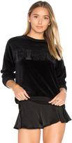 Anine Bing Bing Velvet Sweater