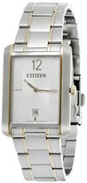 Citizen Men's BD0034-50A Classic Silver Watch