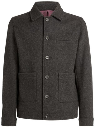 Richard James Wool Jacket