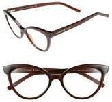 Kate Spade 'danna' 52mm Cat Eye Reading Glasses