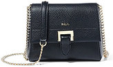 Lauren Ralph Lauren Carlisle Collection Mini Abree Cross-Body Bag