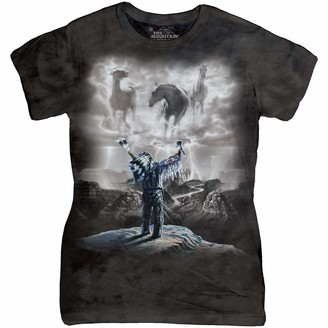 The Mountain Junior's Summoning The Storm Graphic T-Shirt