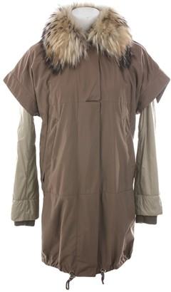 Gucci Beige Coat for Women