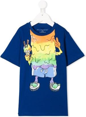 Stella McCartney Ice Cream T-shirt