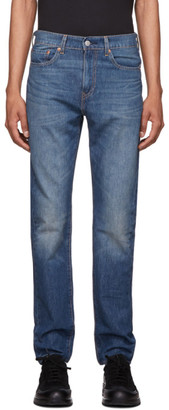 Levi's Levis Indigo 510 Skinny-Fit Jeans