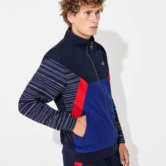 Lacoste Men's SPORT Color-Blocked Tennis Sweatsuit
