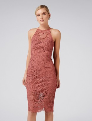 Ever New Nadia Lace Pencil Dress