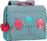 Kipling Iniko patterned nylon backpack