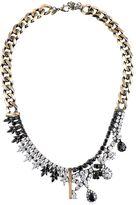 Iosselliani Optical Memento Crystal Necklace