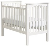 Pottery Barn Kids Kendall Fixed Gate Crib, Simply White