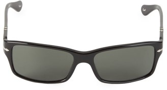 Persol RS20 58MM Rectangle Sunglasses