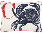 Thomas Paul C Crab Pillow