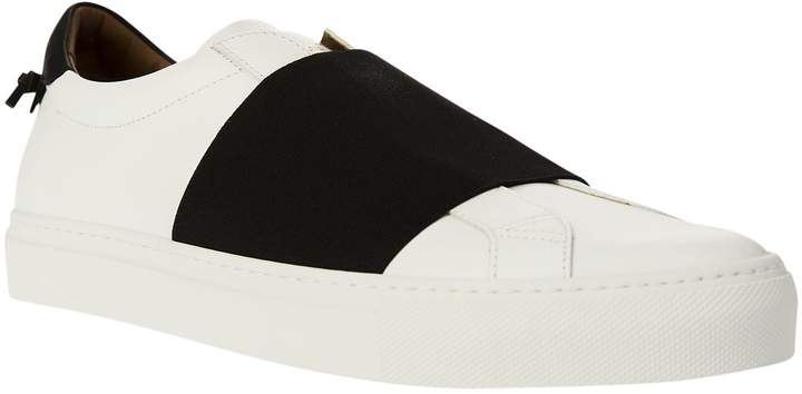 Givenchy Elasticated Strap Slip-on Sneakers