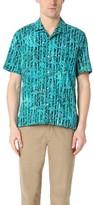Gitman Brothers Camp Bamboo Batik Shirt