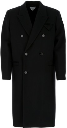Bottega Veneta Double-Breasted Coat