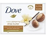 Dove Soap Bar 2x100G (6, Shea Butter)