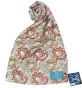 Doctor Who Seventh Doctor (Sylvester McCoy) Scarf - BBC 7th Doctor Silk Scarf