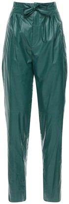 Isabel Marant Duard Faux Leather Pants