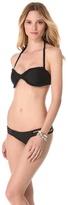 Mara Hoffman Frida Braided Bandeau Bikini Top