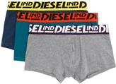Diesel three-pack boxer set