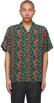 Wacko Maria Green Hawaiian Type-6 Short Sleeve Shirt