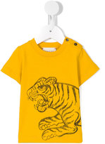 Gucci Kids - tiger print top - kids - Cotton - 18 mth