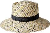 Maison Michel Katya Woven Straw Bucket Hat
