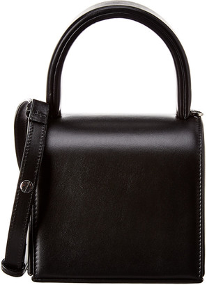 Salar Milano Marshmallow Leather Shoulder Bag