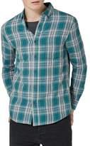 Topman Charlie Check Shirt