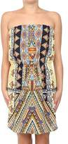 Glam Cleopatra Tube Dress.