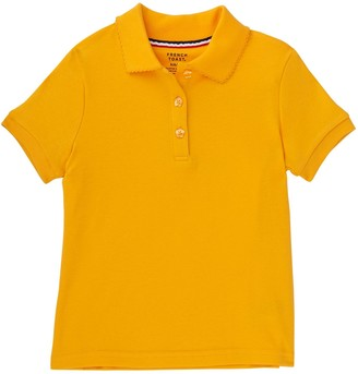 French Toast Girls 4-20 & Plus Size School Uniform Solid Polo