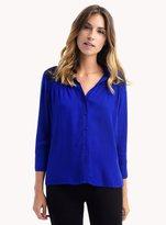 Ella Moss Stella 3/4 Sleeve Shirt