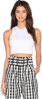 KENDALL + KYLIE Knit Halter Top