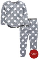 Very Girls Star Print Pyjamas