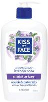 Kiss My Face Natural Body Moisturizer - Lavender & Shea - 16 oz