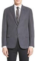 Armani Collezioni Men's S-Line Trim Fit Blazer