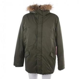 Green Cotton Iq+ Berlin \N Coats