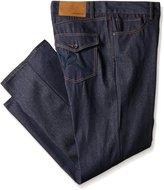 Rocawear Men's Big-Tall R Flap Denim Jeans