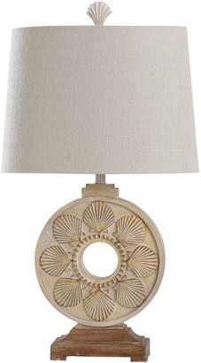 Stylecraft Faux Seashell Table Lamp