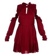 """IRO """"hanie"""" Burgundy Dress"""