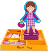 Melissa & Doug Kids Toy, My Friend Molly Magnetic Dress-Up Doll