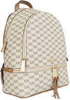 Michael Kors Printed Backpack