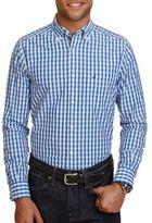 Nautica Cotton Gingham Shirt