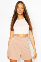 boohoo Basic Loopback Shorts