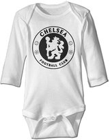 Raymond Chelsea Football Club Long Sleeve Romper Bodysuit Outfits