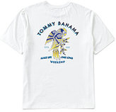 Tommy Bahama Birds Eye View Short-Sleeve Graphic Tee