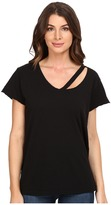 LnA Fallon V-Neck Top Women's Clothing