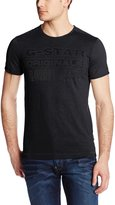 G Star Men's Basil Crew Neck Short Sleeve Tee Shirt