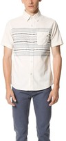 Sol Angeles Ikat Short Sleeve Shirt