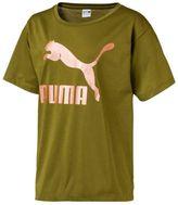 Puma Girls' Evo Graphic T-Shirt